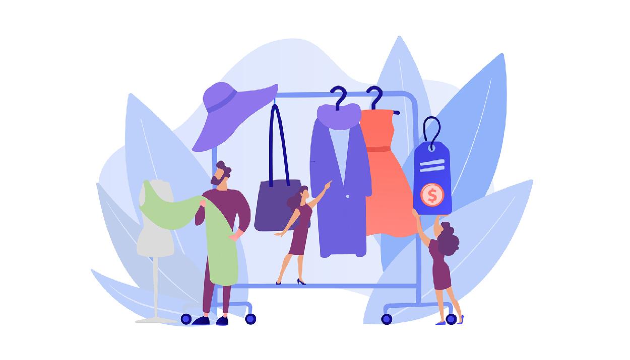 Как открыть интернет-магазин одежды: пошаговая инструкция