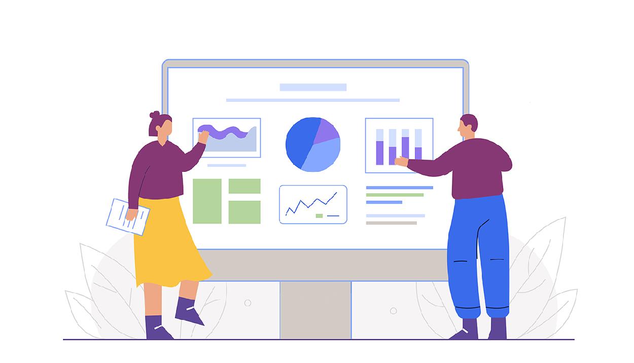Азбука e-commerce: дашборд